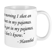 Animal Crackers - Hannibal Mug