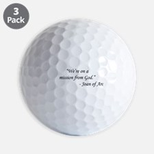 The Blues Brothers - Joan of Arc Golf Ball