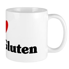 I love Wheat Gluten Mug