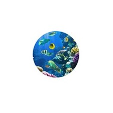 Ocean Life Mini Button
