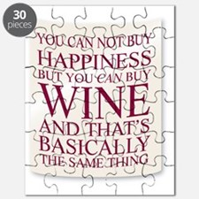 You can not buy Happiness but you can buy W Puzzle