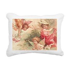 ca_laptop_skin Rectangular Canvas Pillow