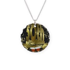 50th anniversary congradulat Necklace