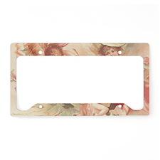 ca3_pillow_case License Plate Holder