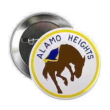 "Alamo Heights High School 2.25"" Button"