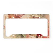 ca3_Rectangular Canvas Pillow License Plate Holder