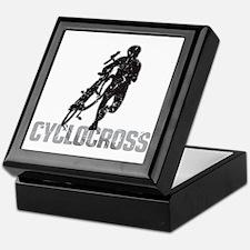 Cyclocross Keepsake Box