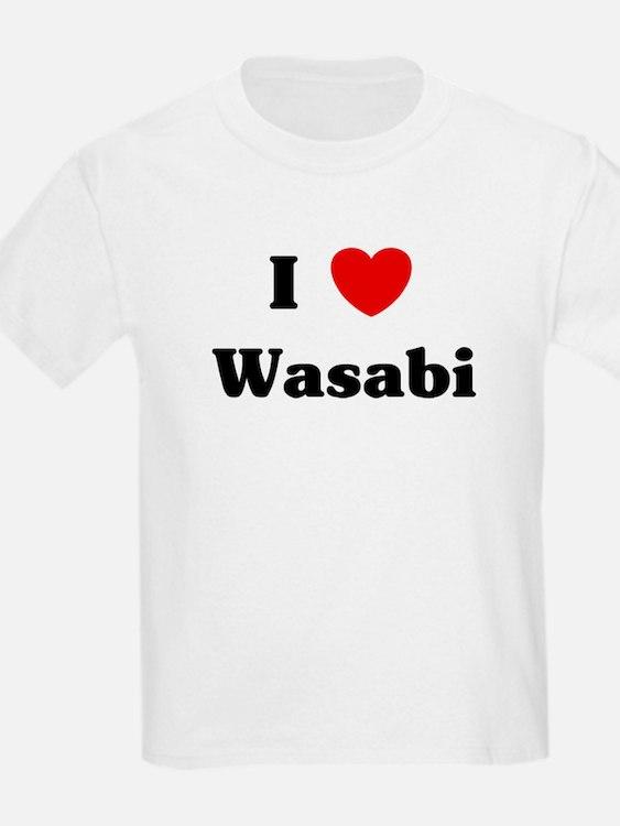 I love Wasabi T-Shirt