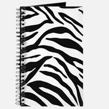 Zebra Stripes Journal