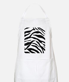 Zebra Stripes Apron