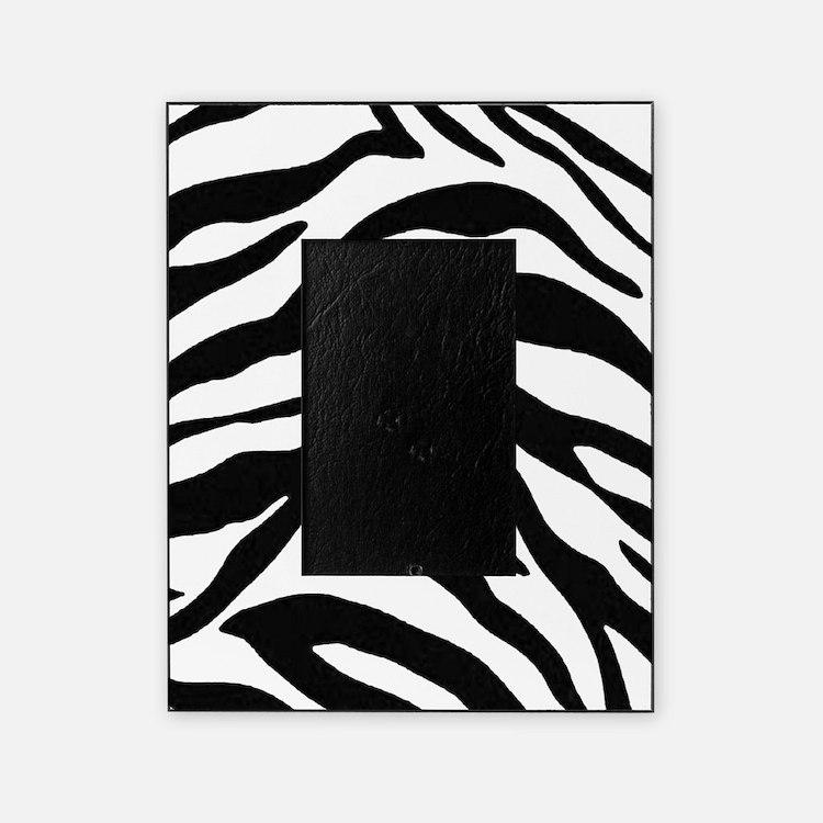 Zebra Stripes Picture Frame