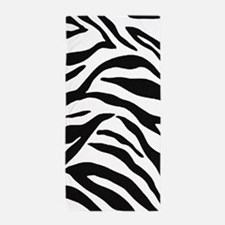 Zebra Stripes Beach Towel
