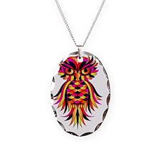 Owl Design Necklace