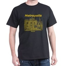 Metropolis_12x12_GiantSuperman_Yellow T-Shirt