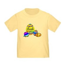 Poodle Easter T