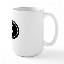 5K Running Achievement Black Mug