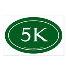 5K Running Achievement Gr Postcards (Package of 8)