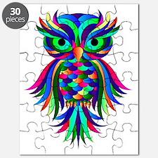 Owl Design Puzzle