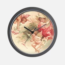 Cupid Angel 3 Wall Clock