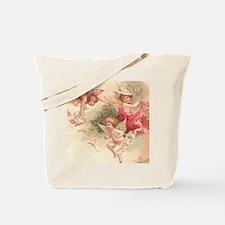 Cupid Angel 3 Tote Bag