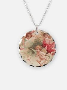 Cupid Angel 3 Necklace
