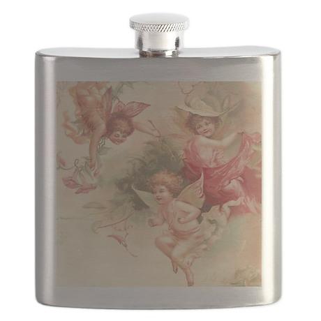 Cupid Angel 3 Flask