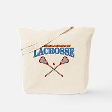 Lacrosse Original Americas Sport Tote Bag
