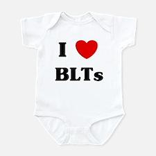 I love BLTs Infant Bodysuit