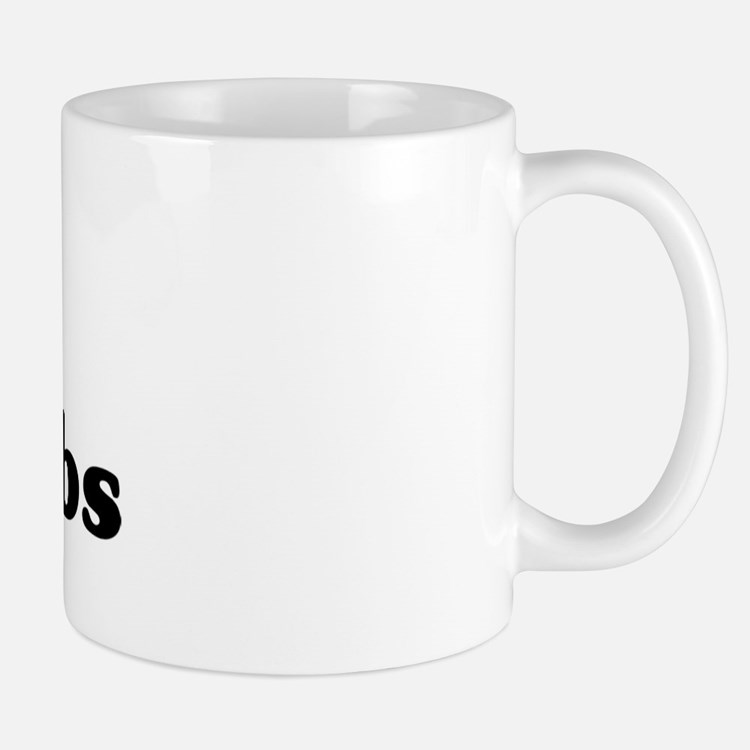 I love BBQ Ribs Mug