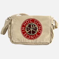 Chi-Rho Messenger Bag