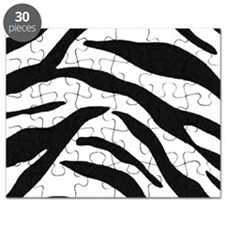 Zebra Stripes Puzzle