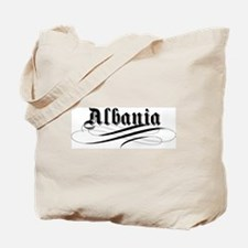 Albania Gothic Tote Bag