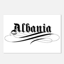 Albania Gothic Postcards (Package of 8)