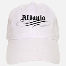 Albania Gothic Baseball Baseball Cap