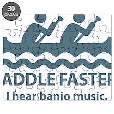 PaddleFasterIHearBanjoMusic-Blue Puzzle