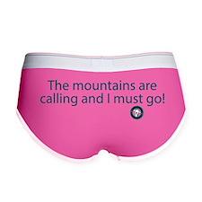 The Mountains Women's Boy Brief