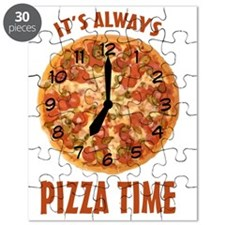 Its Always Pizza Time Puzzle
