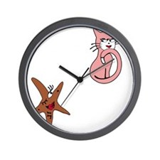 Taint one taint the other (TS-W) Wall Clock