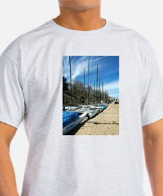 Hobie Cats Lined Up T-Shirt