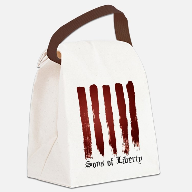 Sons of Liberty Canvas Lunch Bag