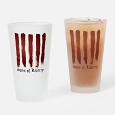 Sons of Liberty Drinking Glass