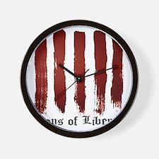 Sons of Liberty Wall Clock