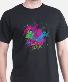 80s Splatter T-Shirt