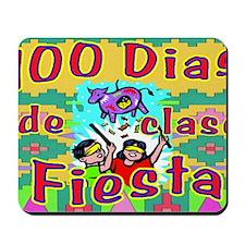 100th Day Fiesta Kids SP Mousepad