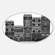 BOOMBOX COLLECTION Decal