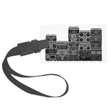 BOOMBOX COLLECTION Luggage Tag