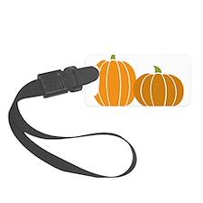 Pumpkins Luggage Tag