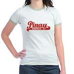 Pinay America Ringer T-shirt