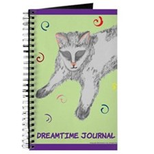 Sleepy Cat Dream Journal