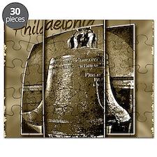 Philadelphia Liberty Bell Puzzle